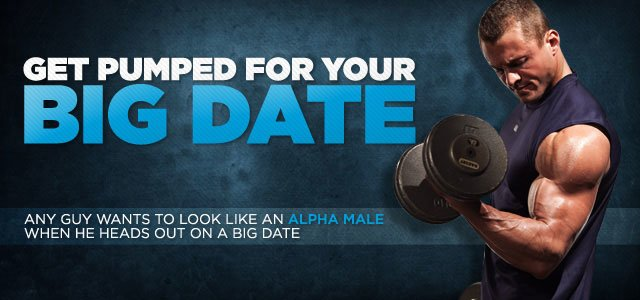 Get Pumped For Your Big Date!