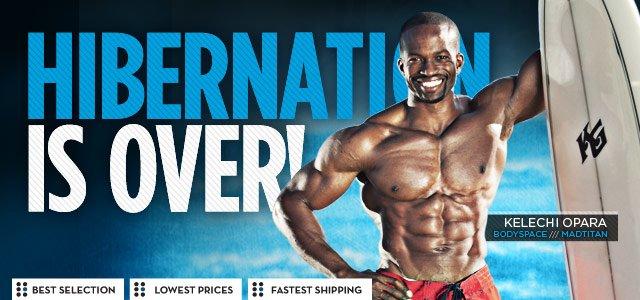 Hibernation Is Over! 6 Fundamental Supplement Categories /// 18 Unbeatable Deals