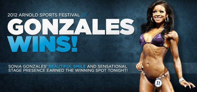 2012 Arnold Bikini International Finals