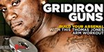 Gridiron Guns - Thomas Jones Arms Workout