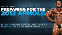 Interview With Gustavo Badell: Preparing For The 2012 Arnold