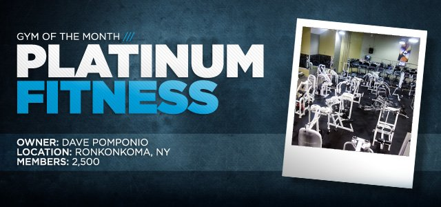 Gym Of The Month: Platinum Fitness!