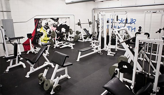 Gym Of The Month: The HUB Gym