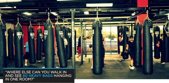 Gym Of The Month TITLE Boxing Club Uptown