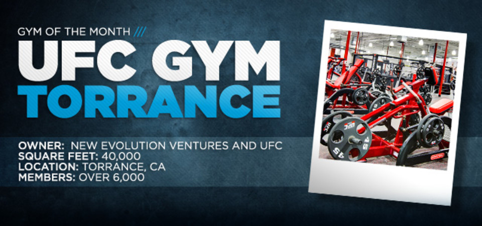 Gym Of The Month: UFC Gym Torrance