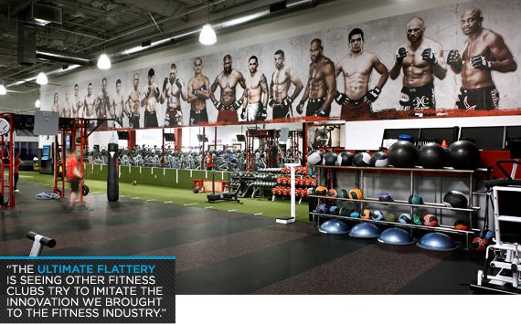 Gym of the month ufc torrance