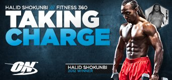 Halid Shokunbi Fitness 360