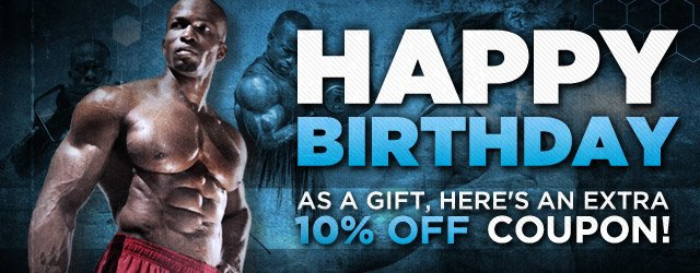 Bodybuilding coupon code 10 percent