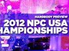 2012 NPC USA Championships Preview