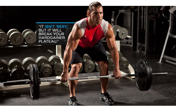 break your hardgainer plateau
