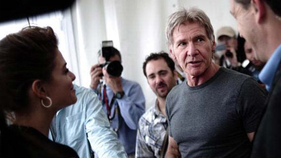 Harrison Ford Is Making Protein The Most Important Component Of His Diet.