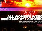 2012 IFBB Ft. Laud Cup Preview
