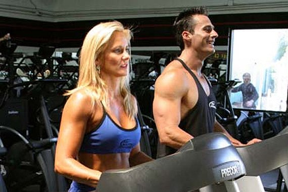 You're Both Doing Cardio. Talk About That