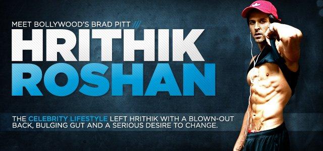 Hrithik Roshan Workout: Kris Gethin Transforms Bollywood Star