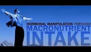 Hormonal Manipulation Through Macronutrients!
