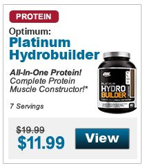 All-In-One Protein! Complete Protein Muscle Constructor!* 7 Servings