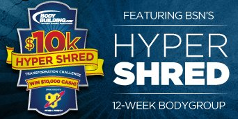 Hyper Shred BodyGroup