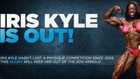 Iris Kyle Is Out! Who Will Win Ms. International At The Arnold?
