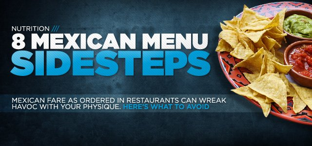 Is Mexican Food Healthy? 8 Tips To Navigating The Menu!
