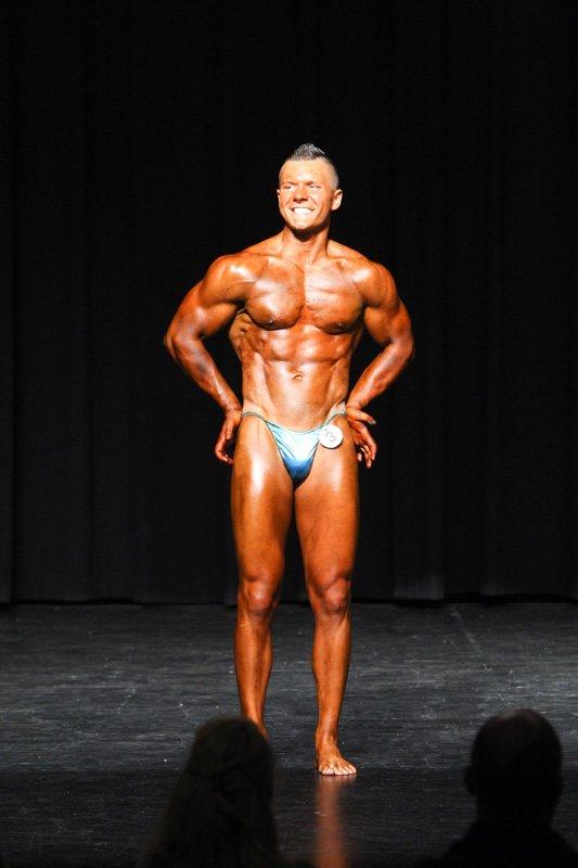 Amateur Bodybuilder of the Week: Jacob Dunneback
