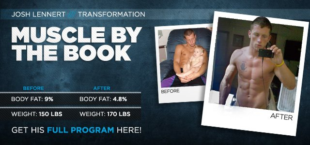 Body Transformation: Hit The Books On Bodybuilding