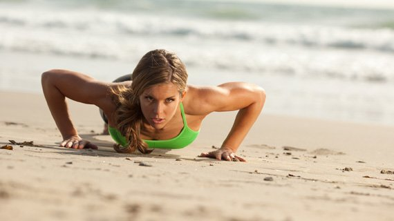 As Summer Rolls Around, It's A Great Idea To Move Your Cardio Workouts Outdoors