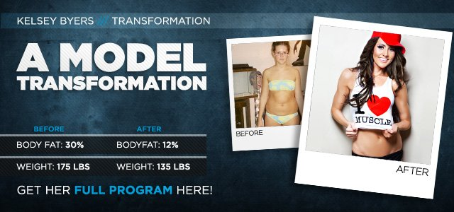 Body Transformation: Clean Eating Made Her A Model