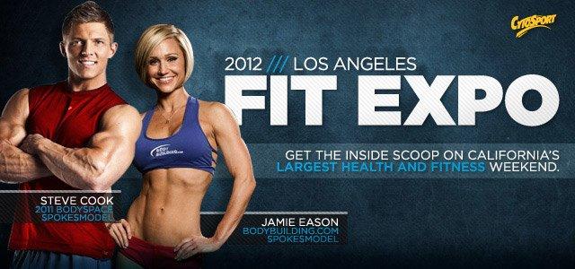 2012 LA Fit Expo
