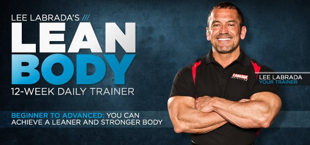 Lee Labrada's 12-Week Lean Body Daily Trainer