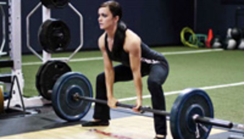 Ladies Lift 5 Exercises Every Woman Should Do