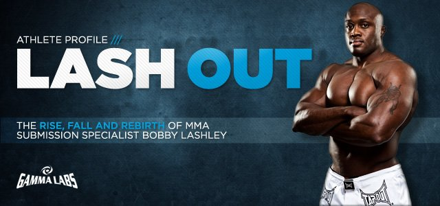The Rise, Fall And Rebirth Of MMA Submission Specialist Bobby Lashley