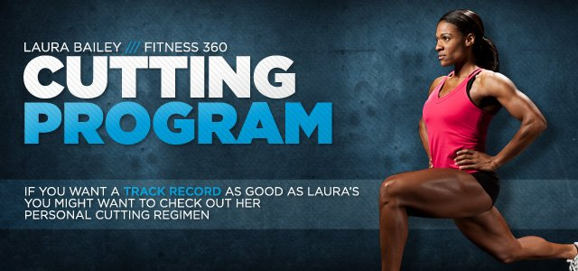 Laura Bailey's Cutting Program