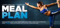 Lauren Abraham Fitness 360: Survival Of The Fittest – Meal Plan