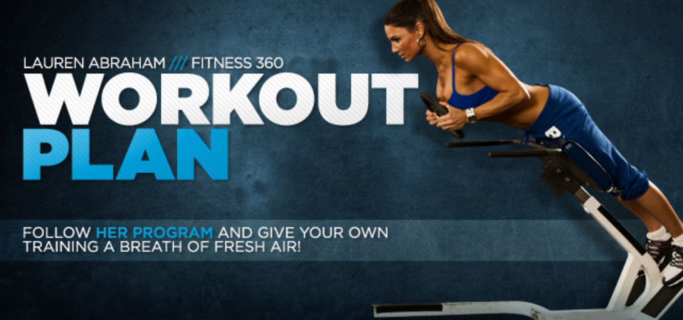 Lauren Abraham Fitness 360: Survival Of The Fittest ...