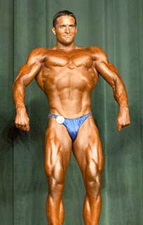 Layne Norton - Standing Relaxed (Front)