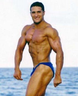 Layne Norton - Standing Relaxed (Side)