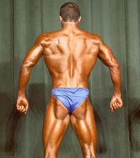 Layne Norton - Standing Relaxed (Rear)