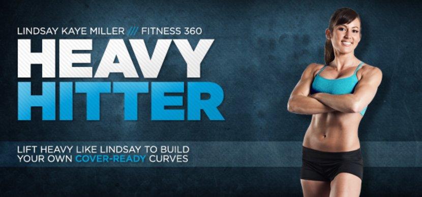 Lindsay Kaye Miller Fitness 360 - Follow Her Program!