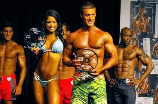 It's an honor to have Lindsey on the Bodybuilding.com team.