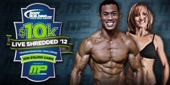 2012 Live Shredded Challenge BodyGroup