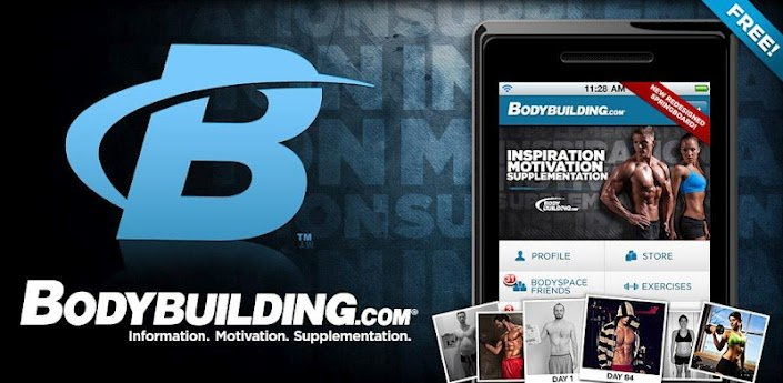 Version 1.77 of the Bodybuilding.com Android App