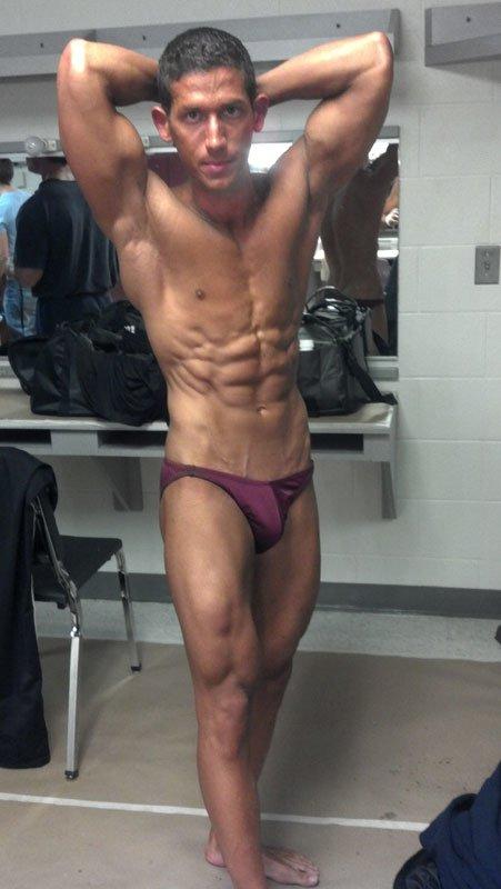 Body Transformation: Reid's Triumphant Return To The Gym
