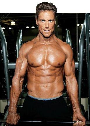 Mann bodybuilding hüfte breite Kann man