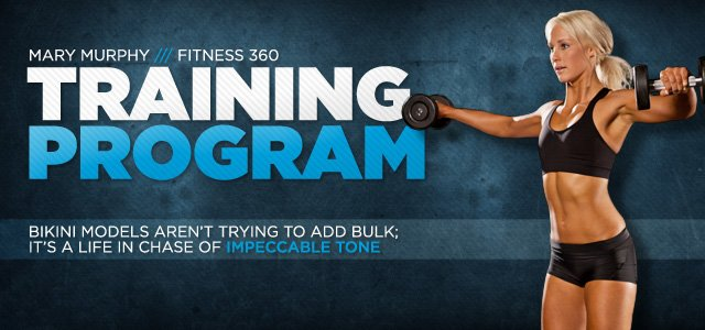 Fitness 360: Mary Murphy, Raising The Bar Higher: Training & Workout Routines