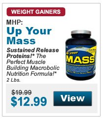 Sustained Release Proteins!* The Perfect Muscle Building Macrobolic Nutrition Formula!* 2 Lbs.