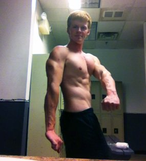 Body Transformation Fostered Muscle