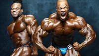 2012 Olympia: The Battle For Mr. Olympia