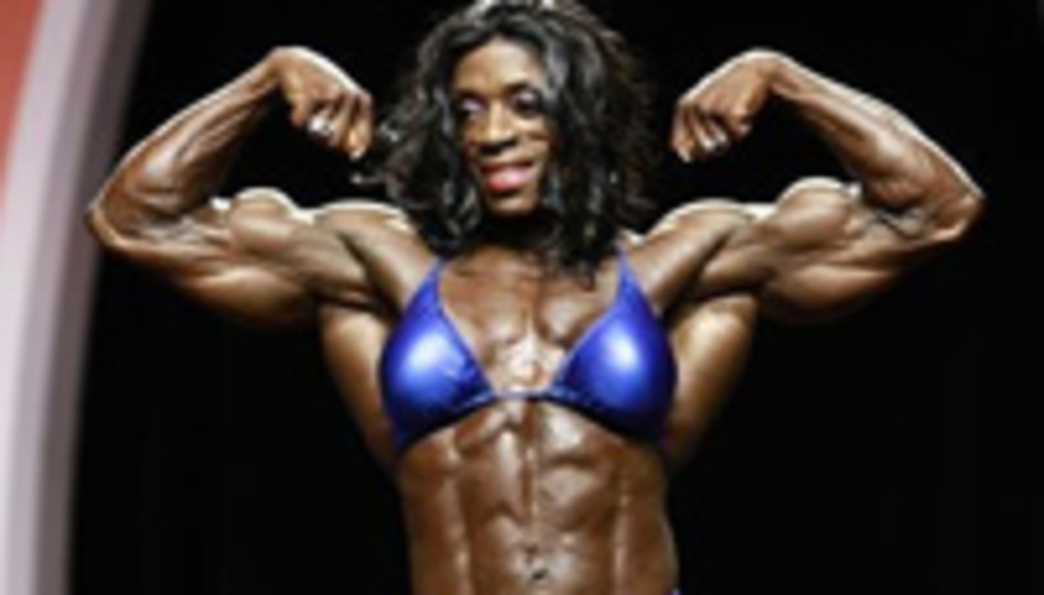 2012 Olympia Weekend: Iris Kyle Wins Her Eighth Ms