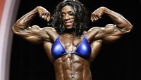 2012 Olympia: Iris Kyle Wins Her Eighth Ms. Olympia Title