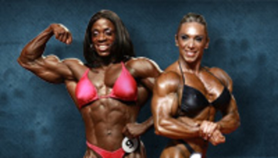 2012 Olympia Weekend Ms Olympia Preview